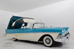 1958  Ford Fairlane Skyliner Retractable Hardtop