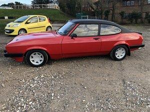 1980 Ford Capri 3.0 Ghia manual For Sale