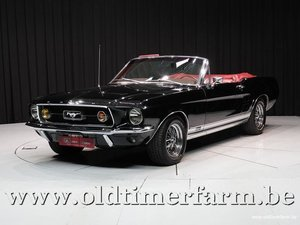 1967 Ford Mustang Cabriolet GTA V8 '67 For Sale