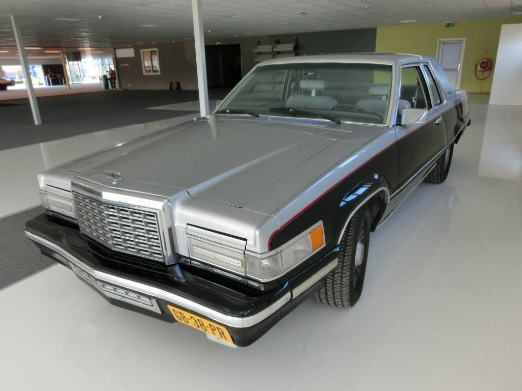 1980 Ford Thunderbird Niederl?ndische Papiere For Sale (picture 1 of 6)