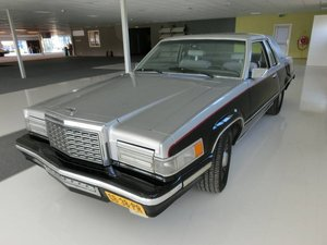 1980 Ford Thunderbird Niederl?ndische Papiere For Sale