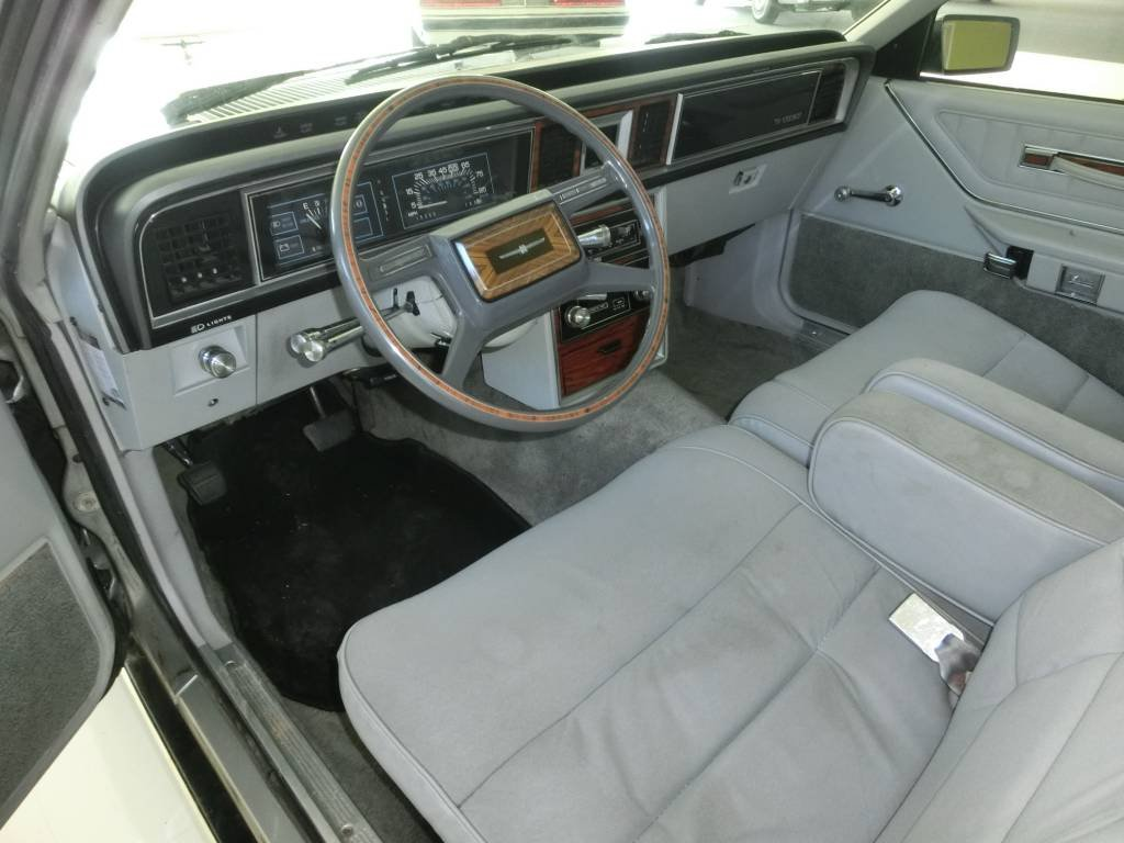 1980 Ford Thunderbird Niederl?ndische Papiere For Sale (picture 3 of 6)