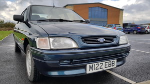 1994 Mistral Limited Edition Ford Escort For Sale