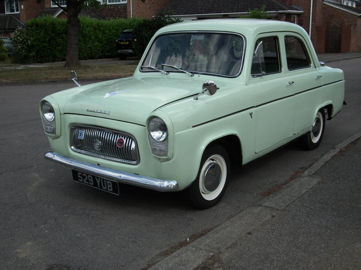 1961 Ford Prefect 107e SOLD (picture 1 of 6)