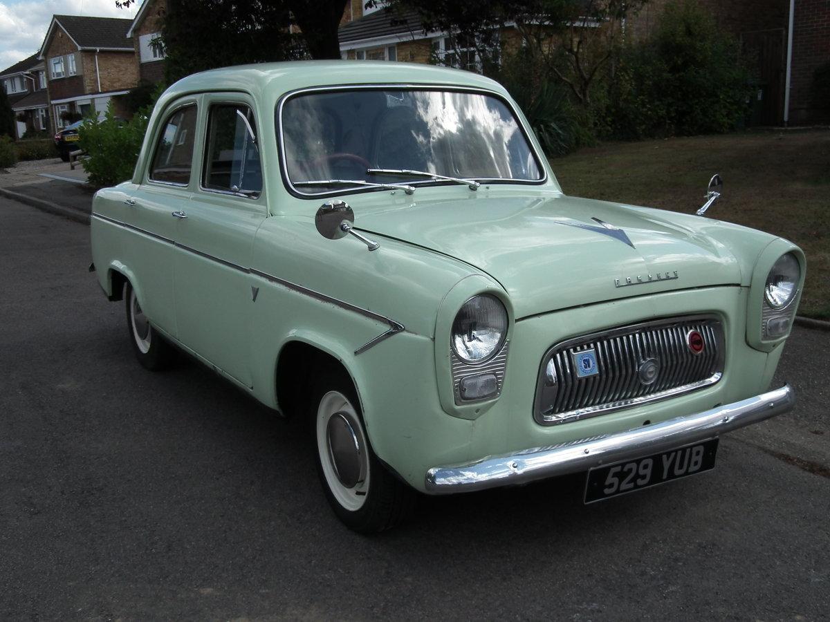 1961 Ford Prefect 107e SOLD (picture 2 of 6)
