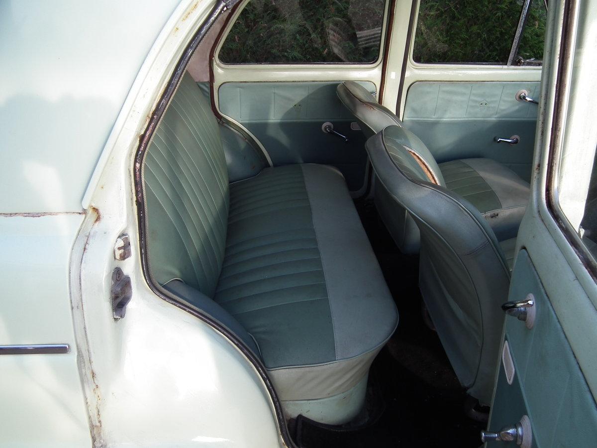 1961 Ford Prefect 107e SOLD (picture 4 of 6)