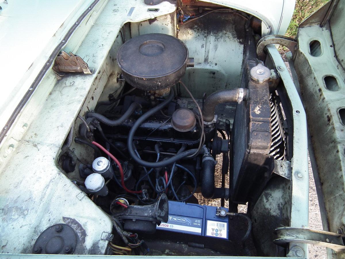 1961 Ford Prefect 107e SOLD (picture 5 of 6)