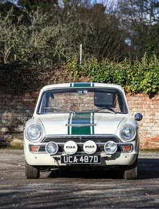 1966 Ford Cortina Mk. I 1500 GT SOLD by Auction