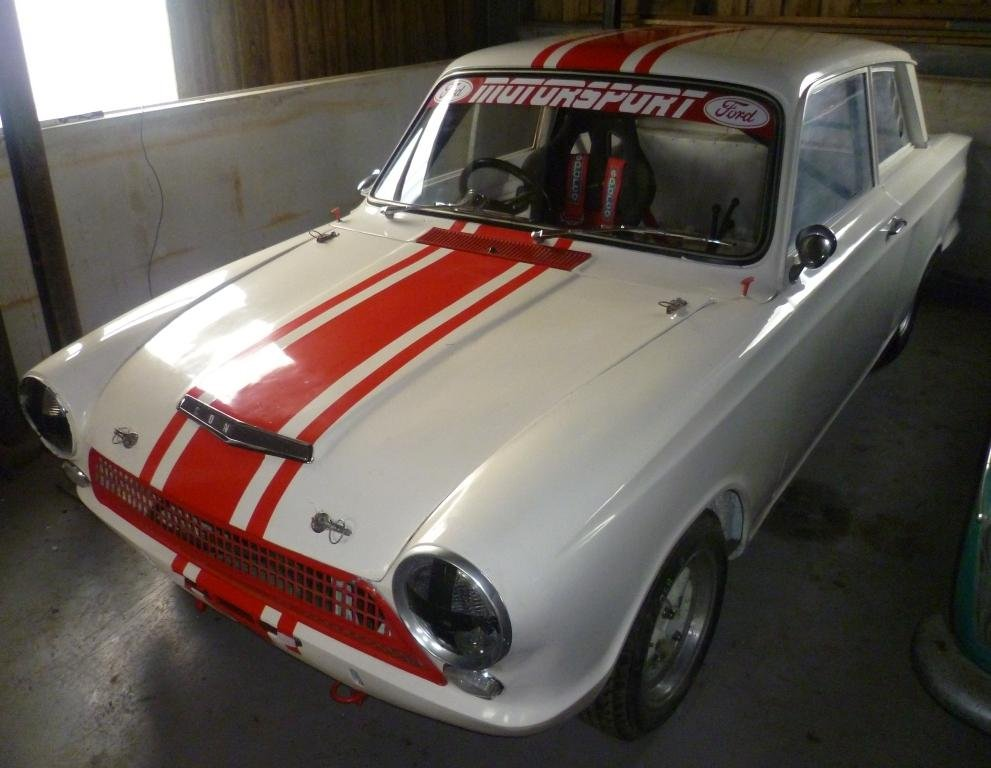 1965 Ford Lotus Cortina Consul For Sale (picture 5 of 6)