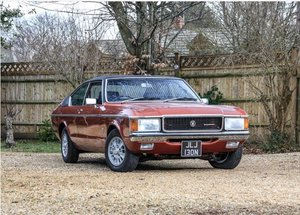1975 Ford Granada Ghia Coupé SOLD by Auction