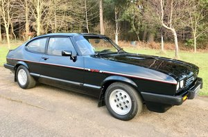 1983 Ford Capri 2.8 injection Early 5 speed Concours Restoration  SOLD