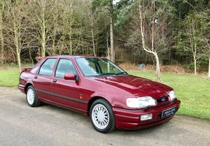 1992 Ford Sierra Sapphire RS Cosworth 4x4 - 28k miles a stunner! SOLD