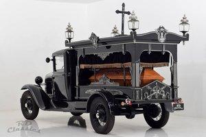 1931 Ford Model A Hearse / Leichenwagen For Sale