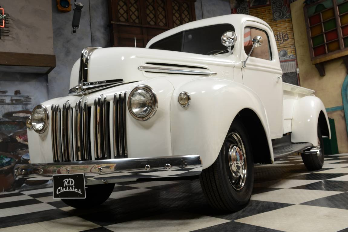 1947 Ford Pick Up V8 Flathead For Sale (picture 1 of 6)
