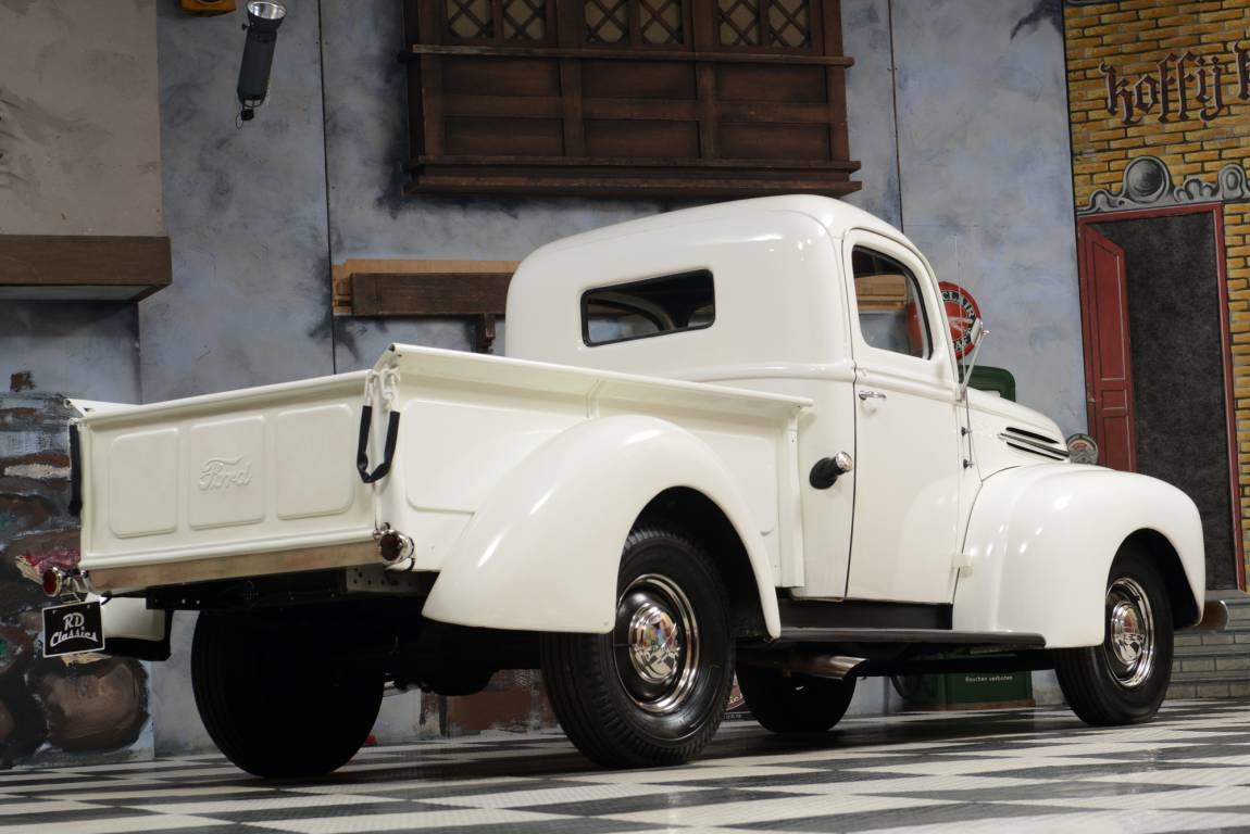 1947 Ford Pick Up V8 Flathead For Sale (picture 2 of 6)