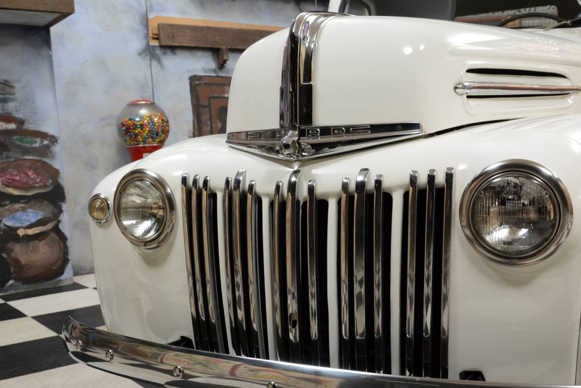 1947 Ford Pick Up V8 Flathead For Sale (picture 3 of 6)