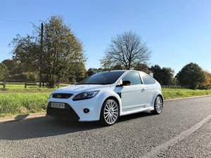 2009 Ford Focus RS MK2 2.5L Turbo Lux Pack 1 2 SOLD