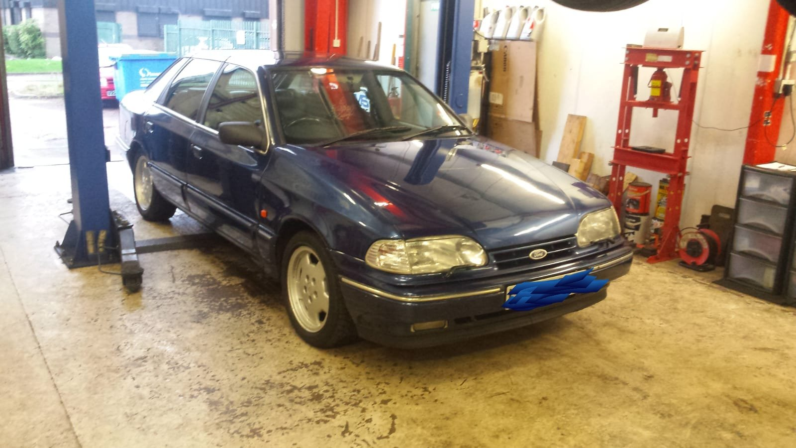 1993 ford granada scorpio 24v For Sale (picture 1 of 1)