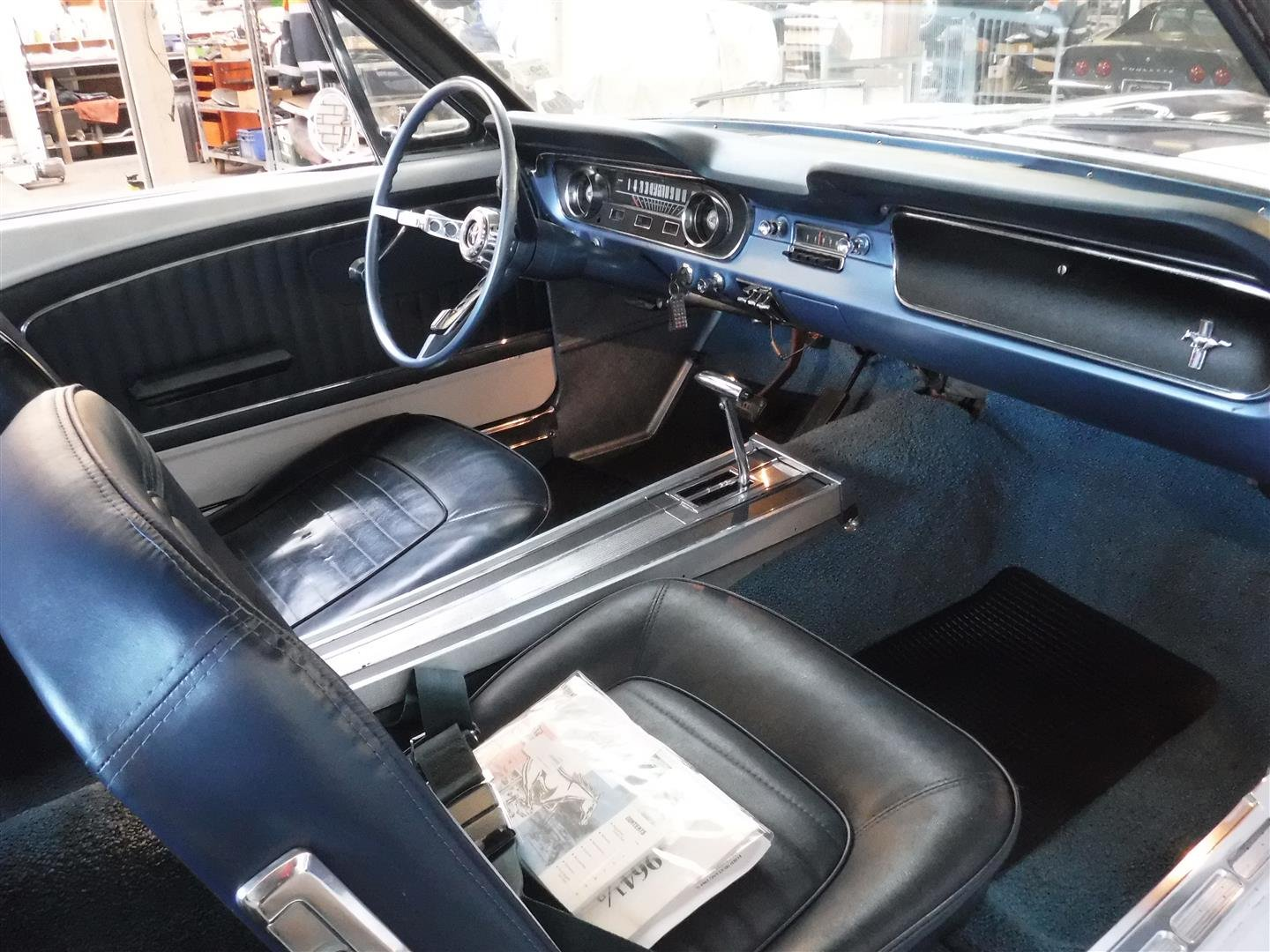 1965 ford mustang f code 65 for sale picture 3 of 6
