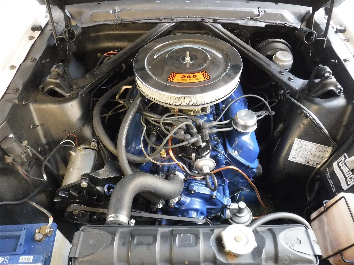 1965 Ford Mustang F code '65 For Sale (picture 5 of 6)