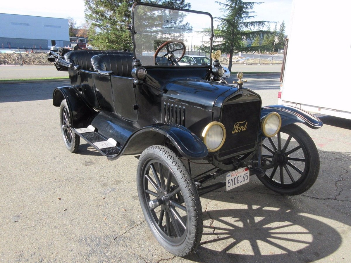 1920 Ford Model T 1231245C For Sale (picture 1 of 1)