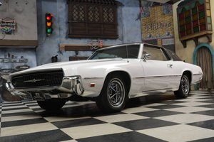 1967 Ford Thunderbird Landau 2D Hardtop Coupe For Sale