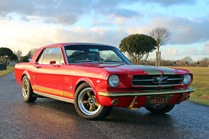 1965 Ford Mustang Notch Back Historic Race Car For Sale