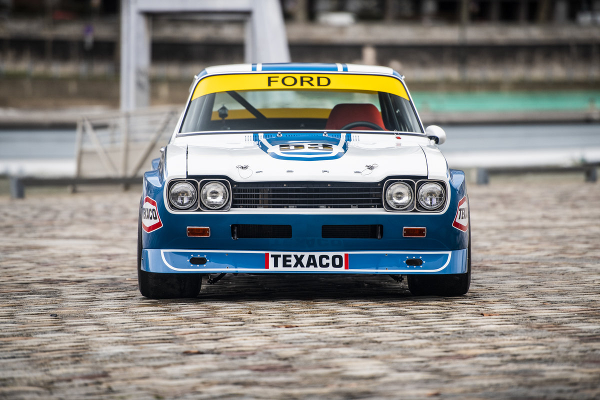 FORD CAPRI COLOGNE EX LE MANS 24H 1972 For Sale (picture 1 of 6)