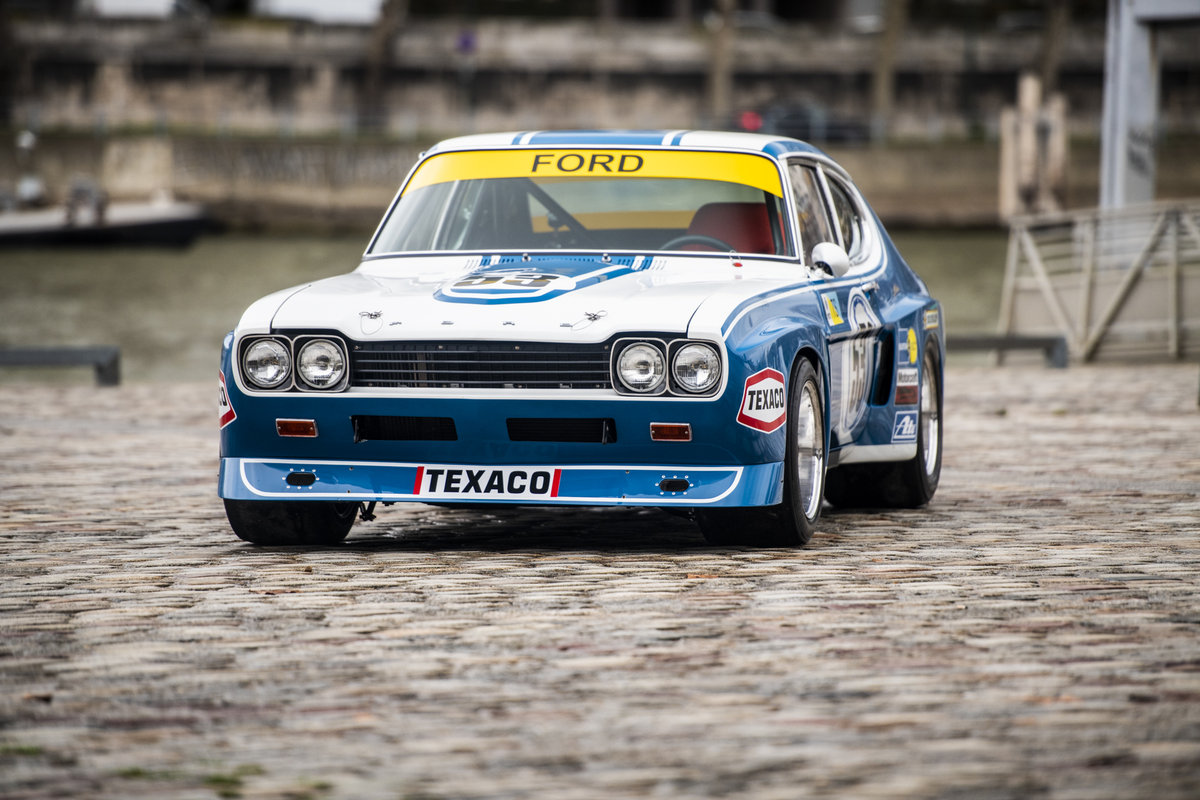 FORD CAPRI COLOGNE EX LE MANS 24H 1972 For Sale (picture 2 of 6)