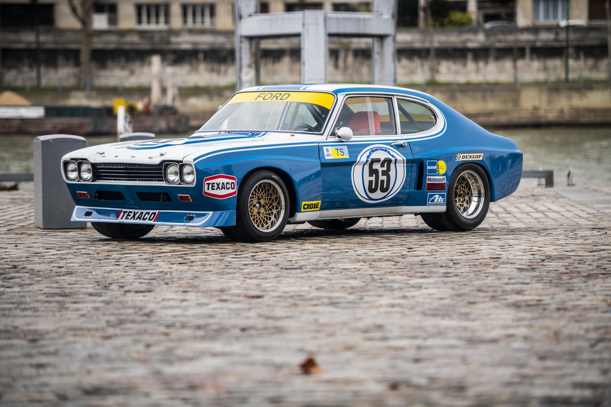 FORD CAPRI COLOGNE EX LE MANS 24H 1972 For Sale (picture 3 of 6)