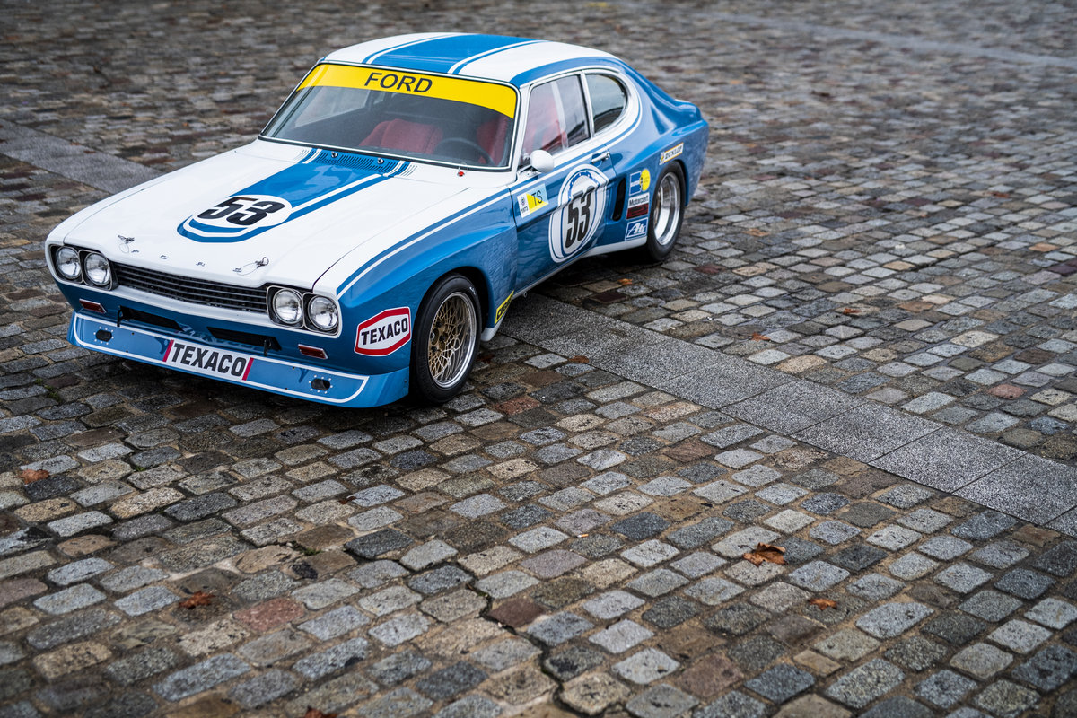 FORD CAPRI COLOGNE EX LE MANS 24H 1972 For Sale (picture 6 of 6)