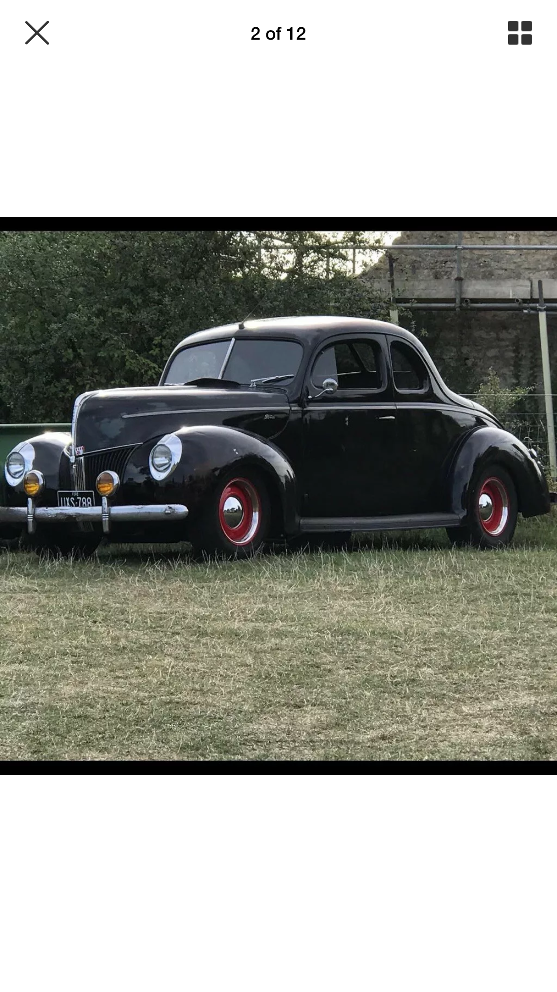 1940 Ford Coupe For Sale (picture 2 of 6)