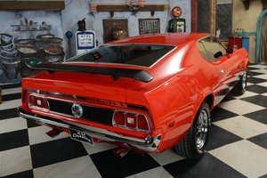 1973 Ford Mustang Mach I For Sale
