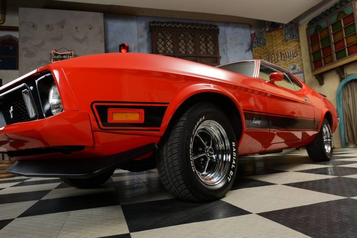 1973 Ford Mustang Mach I For Sale (picture 2 of 6)