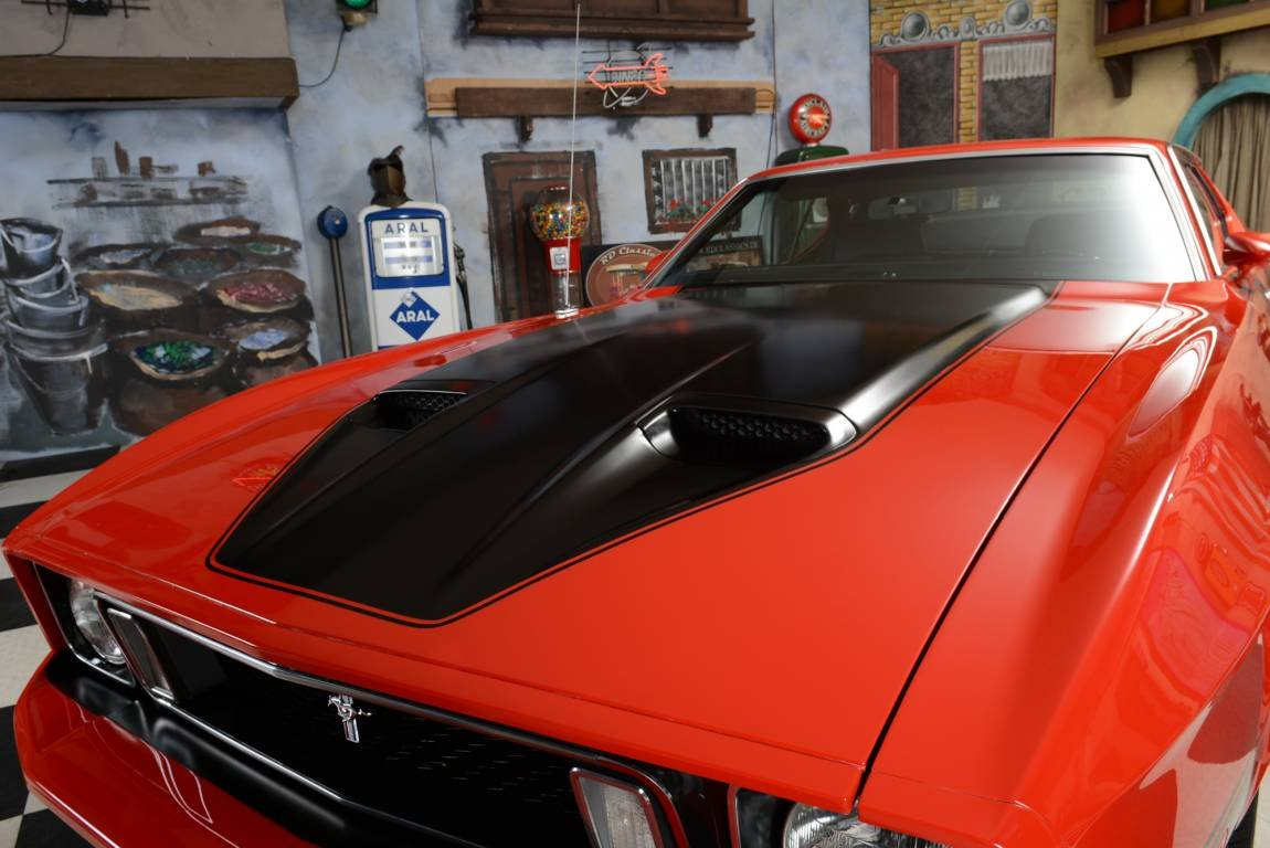 1973 Ford Mustang Mach I For Sale (picture 3 of 6)