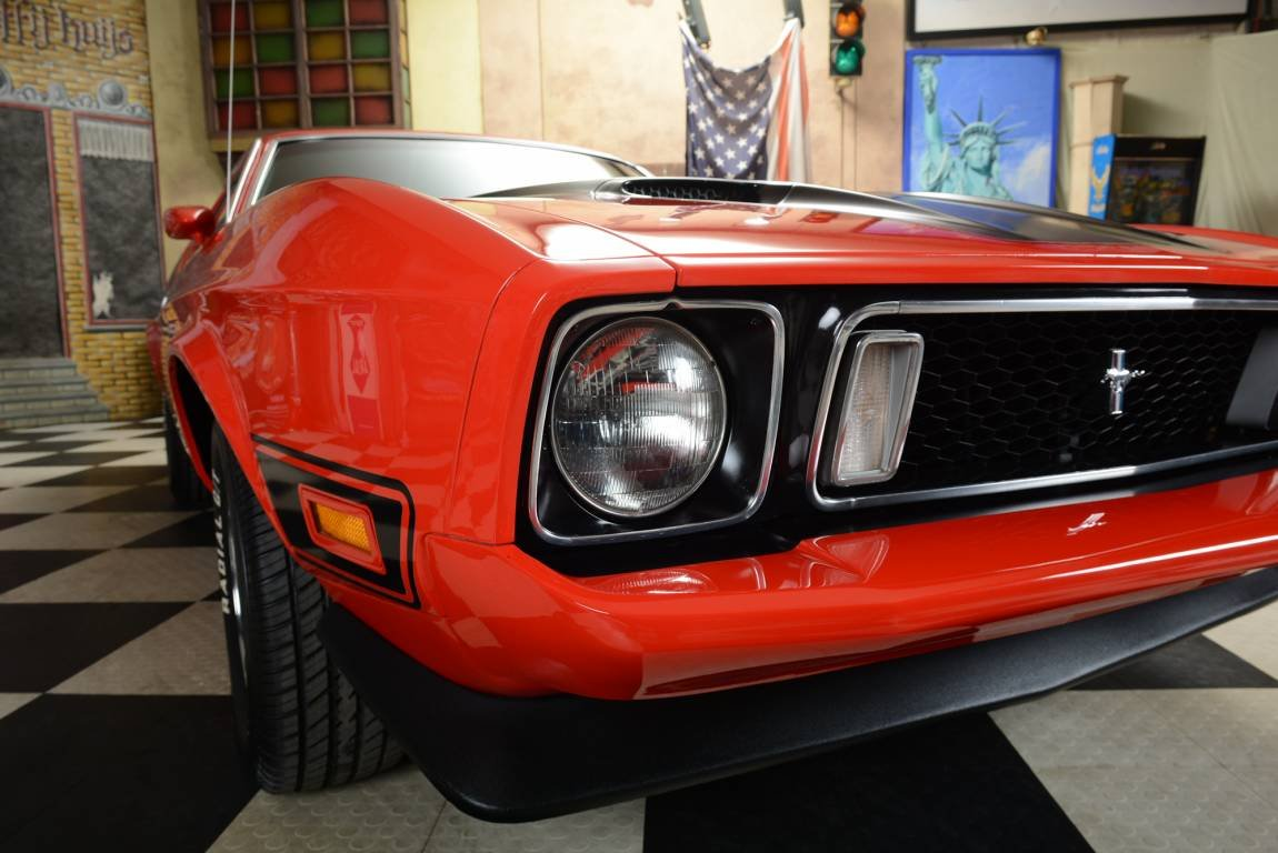 1973 Ford Mustang Mach I For Sale (picture 5 of 6)
