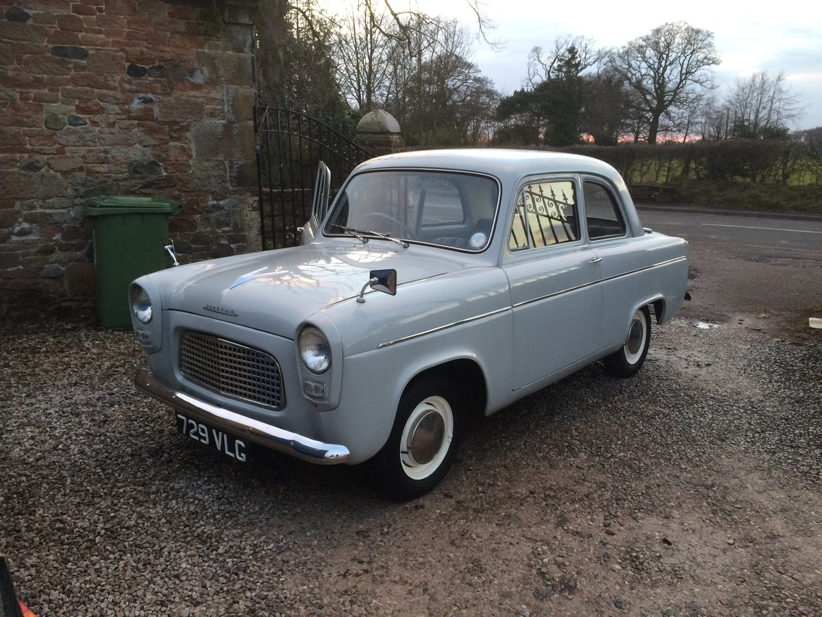 1962 Ford Anglia 100E For Sale (picture 1 of 5)