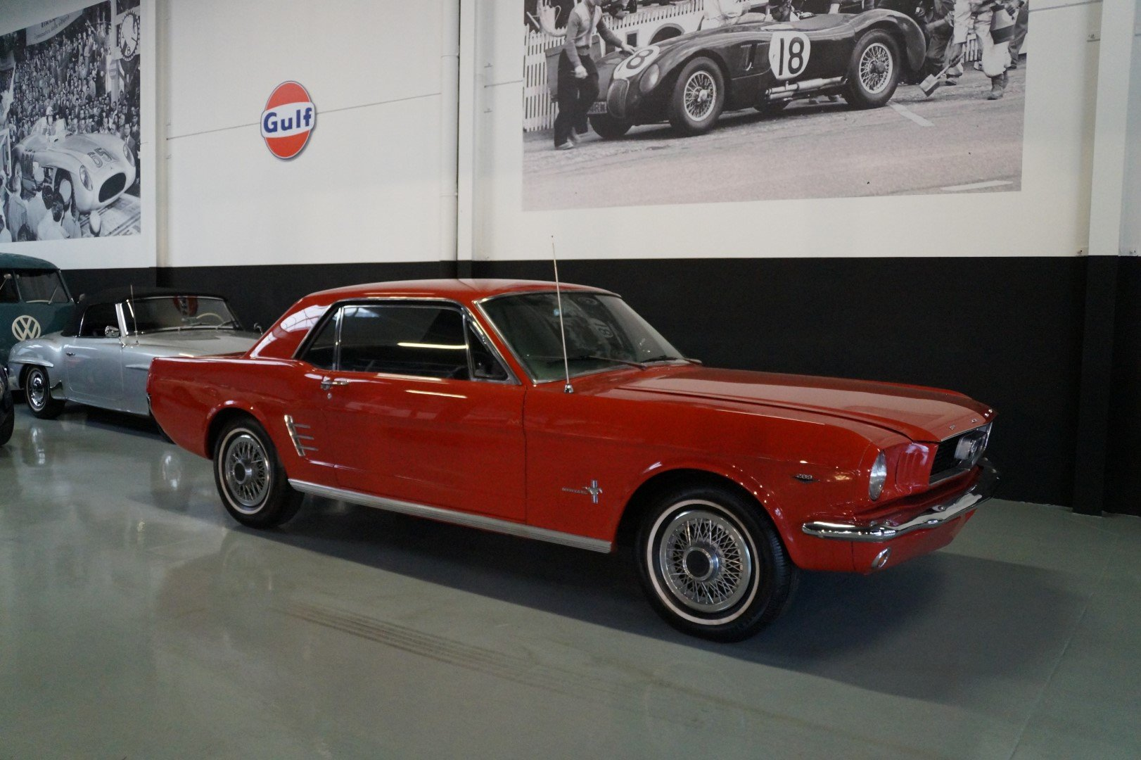FORD MUSTANG V8 Coupe Nice Driver (1966) For Sale (picture 1 of 6)