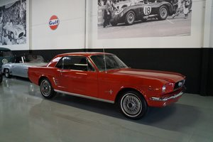 FORD MUSTANG V8 Coupe Nice Driver (1966)