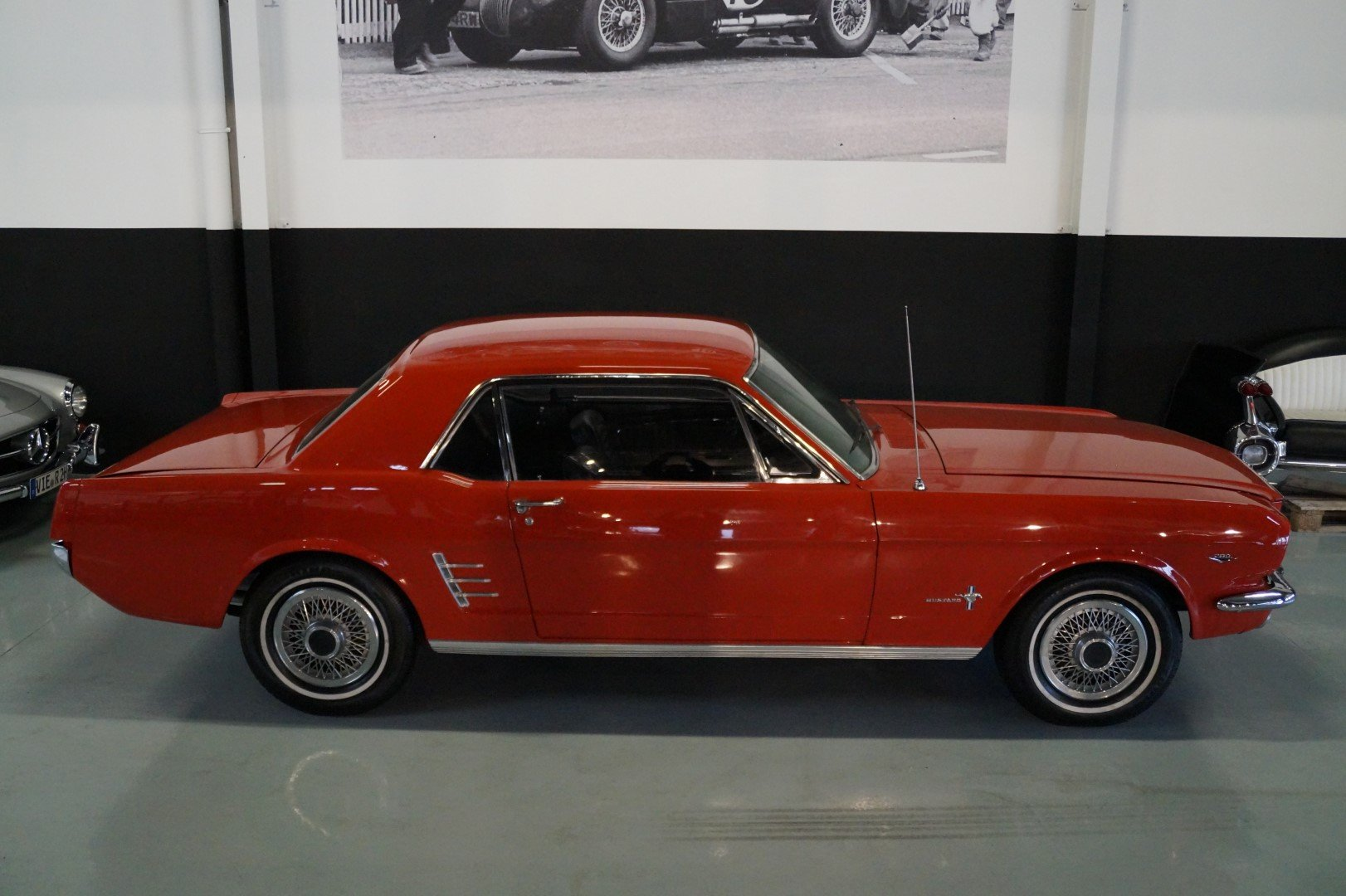 FORD MUSTANG V8 Coupe Nice Driver (1966) For Sale (picture 2 of 6)