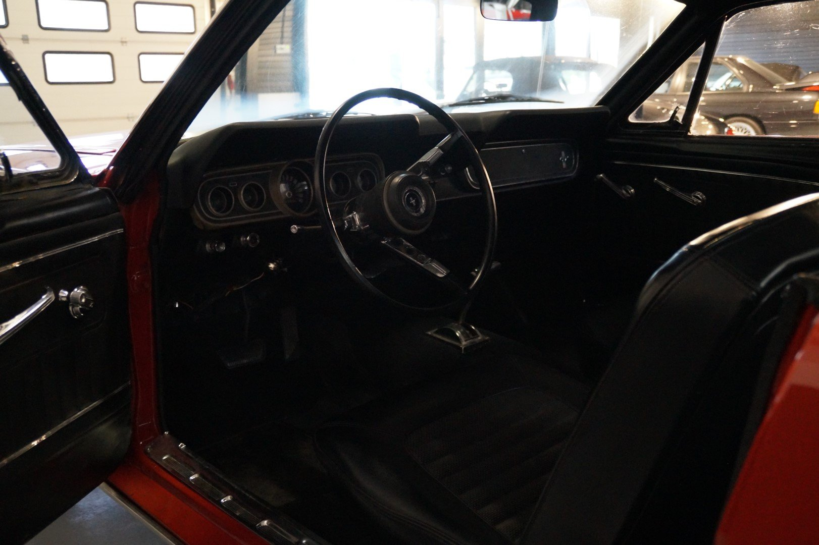 FORD MUSTANG V8 Coupe Nice Driver (1966) For Sale (picture 3 of 6)