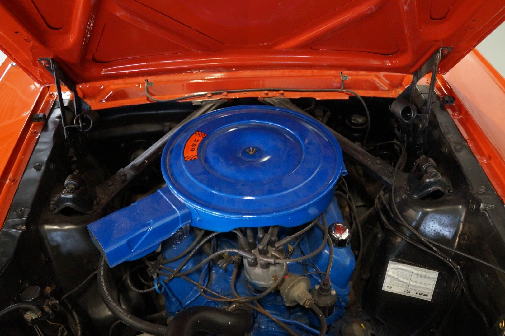 FORD MUSTANG V8 Coupe Nice Driver (1966) For Sale (picture 5 of 6)