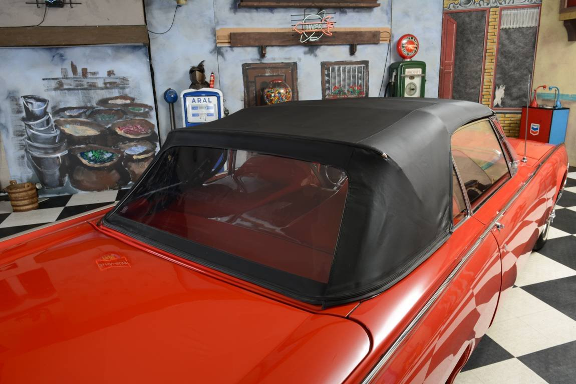 1962 Ford Thunderbird Original Sport Roadster For Sale (picture 4 of 6)