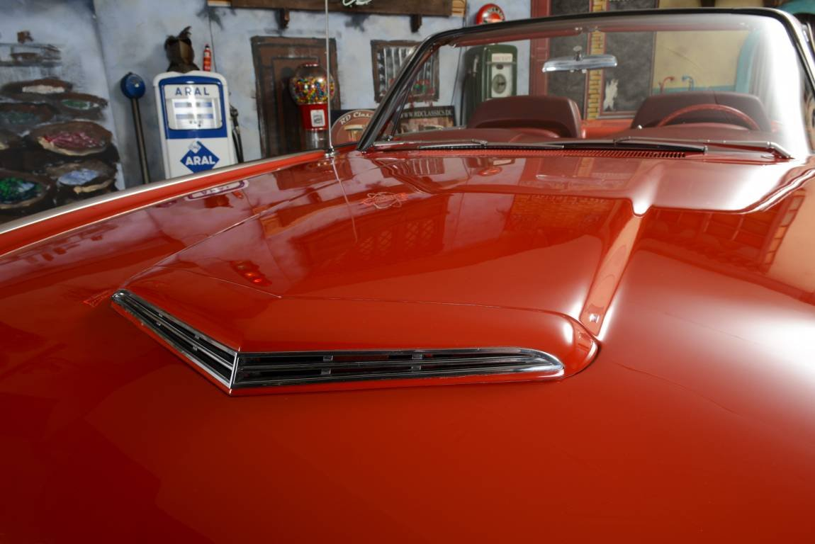 1962 Ford Thunderbird Original Sport Roadster For Sale (picture 5 of 6)
