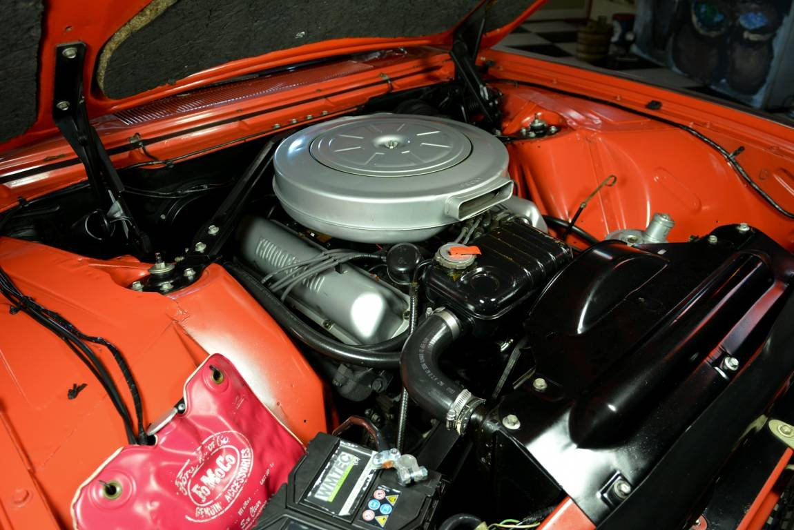 1962 Ford Thunderbird Original Sport Roadster For Sale (picture 6 of 6)