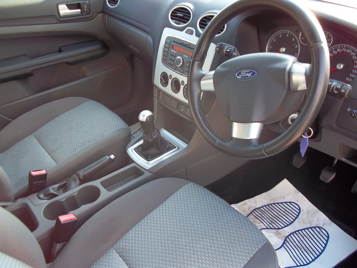 2007 Ford Focus 1.6 Style For Sale (picture 3 of 5)