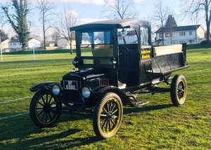 1923 Ford Model T Pick-up SOLD by Auction