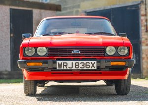 1982 Ford Capri 1.6 GL Mk. III SOLD by Auction