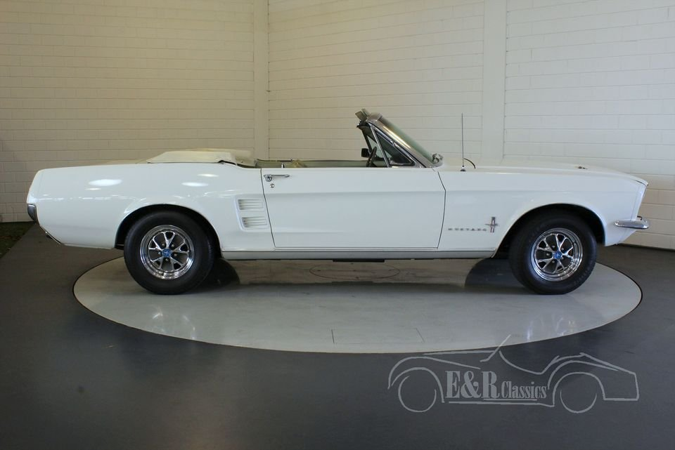 Ford Mustang cabriolet 1967 Powertop in good condition For Sale (picture 2 of 6)