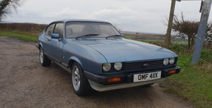 1982 Ford Capri Injection with current owner since 1983 For Sale by Auction